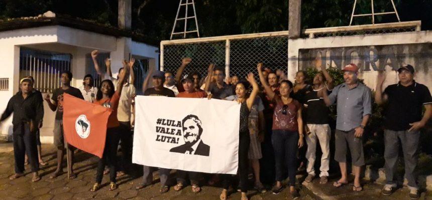 Trabalhadores e trabalhadoras rurais ocupam Incra no Maranhão