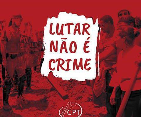 NOTA PÚBLICA: O avanço da criminalização não vai parar nossa missão!