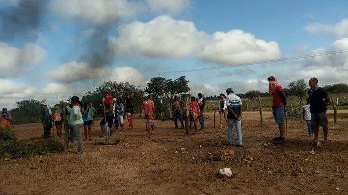 Sem Terra sofrem despejo violento no Sertão do São Francisco em Pernambuco