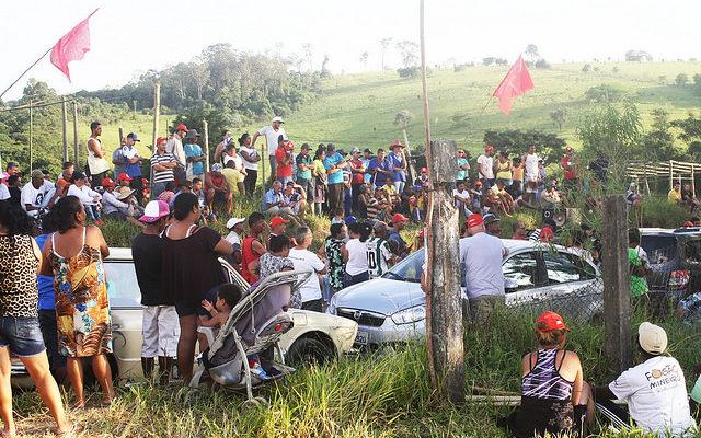 Acampamento 'Marielle, Vive!' resiste há quase um mês em Valinhos (SP)