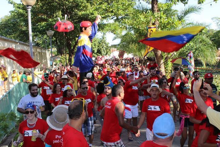 Resistência e criatividade marcam as festas carnavalescas do povo Sem Terra em todo o país
