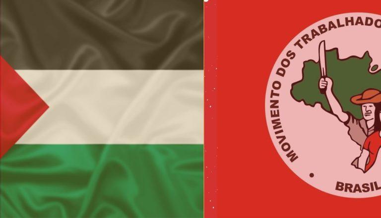 Pelo direito ao retorno! Vida longa à Palestina!