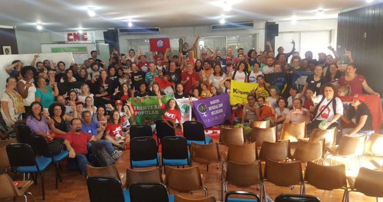 Rio Grande do Sul avança na construção do Congresso do Povo Brasileiro