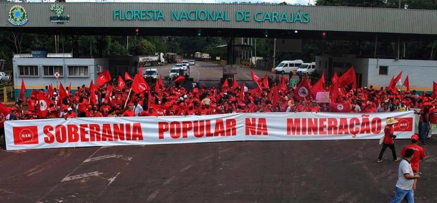 Carta de Carajás – Por Soberania Popular na Mineração