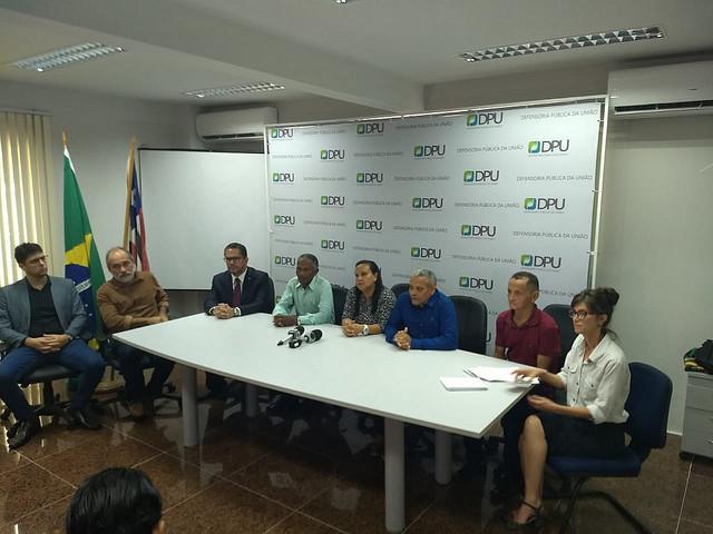 Quilombolas denunciam Brasil à OIT por plano de expansão da Base de Alcântara