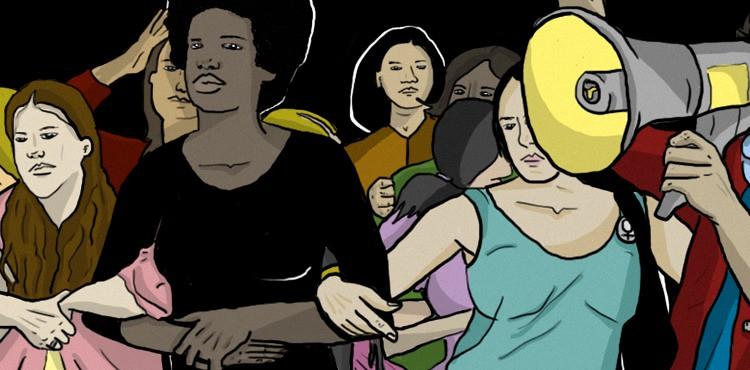 Acompanhe Minuto a Minuto a Jornada Internacional de Lutas das Mulheres