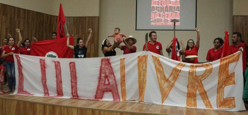 Ceará recebe abertura da 5° Jornada Universitária em Defesa da Reforma Agrária