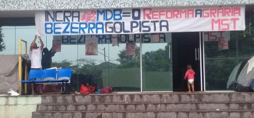 MST denuncia morosidade e irregularidades da justiça com a Reforma Agrária