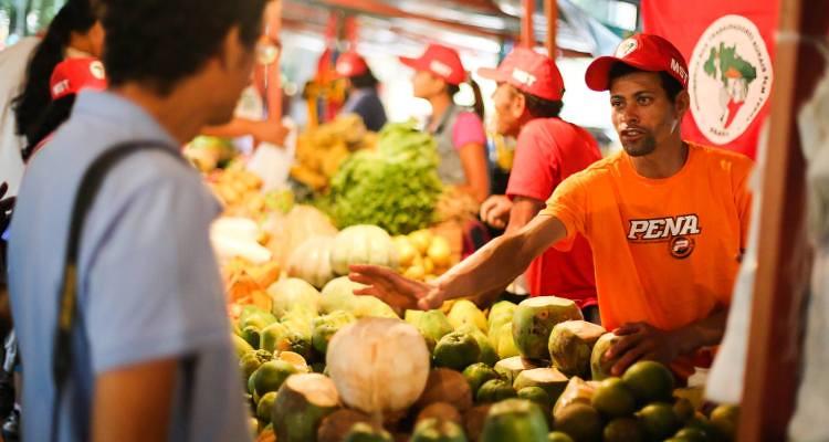 São Paulo recebe a 3ª Feira Nacional da Reforma Agrária em maio