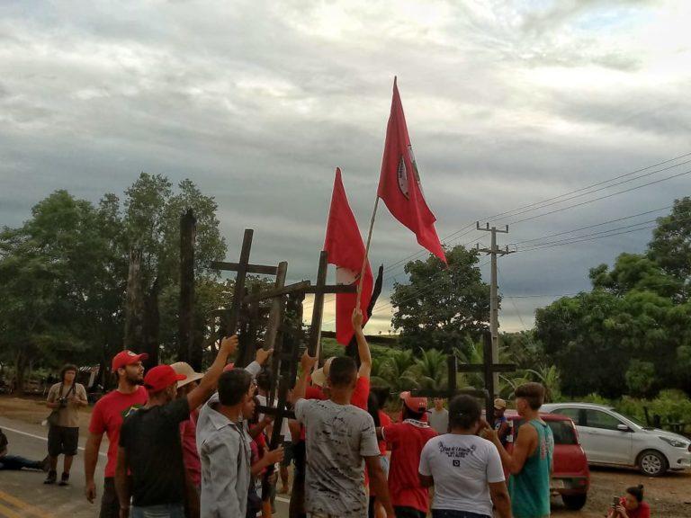 "Juventude Sem Terra realiza acampamento pedagógico na curva do ""S"""