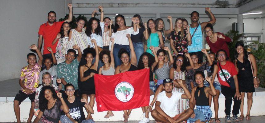 Em Alagoas, Juventude Sem Terra inicia formação em Questão Agrária
