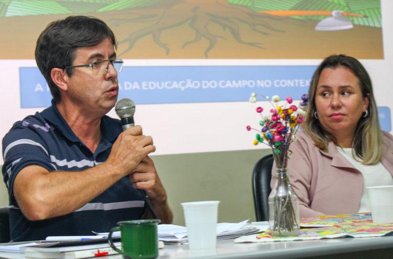 MST participa de debate sobre educação do campo na JURA