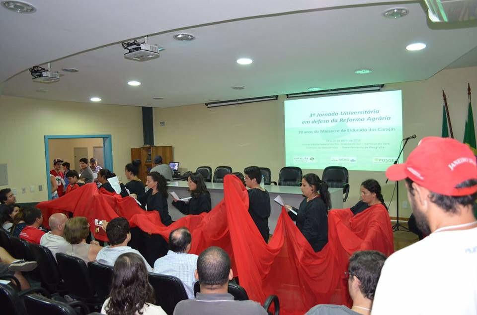 Em 2016, iniciativa lembrou os 20 anos do Massacre de Eldorado dos Carajás. Foto Divulgação.jpg