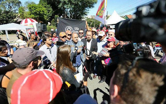 Centrais sindicais se unem em Curitiba para 1º de Maio por Lula Livre