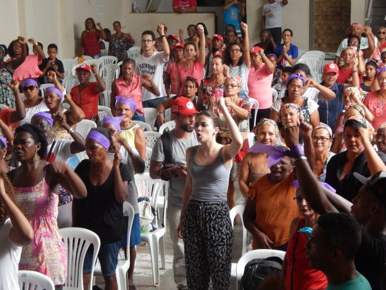 """""""A Reforma Agrária Popular é um instrumento que legitima as mulheres nos espaços de poder"""""""