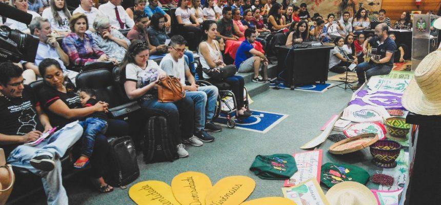 Movimentos participam de audiência pública em defesa da Educação do Campo