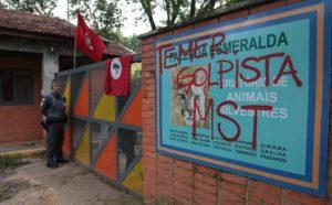 Lima: o Coronel de Temer denunciado há três anos pelo MST