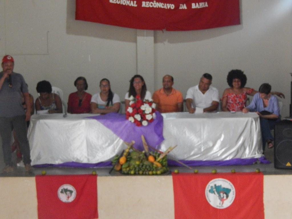 Mesa da Plenária das Mulheres Sem Terra..jpg