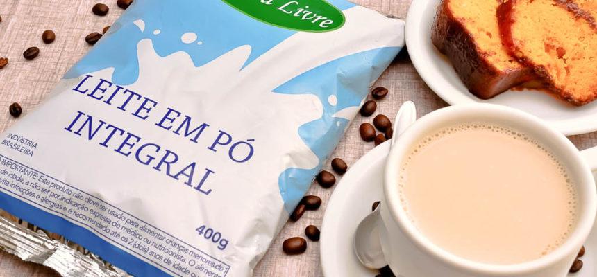 Produção de leite em pó é alternativa de renda para famílias assentadas