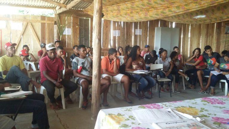 MST realiza curso de formação com a juventude Sem Terra