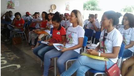 Sem Terra se reúnem em Pernambuco para 2° Encontro Regional da Juventude