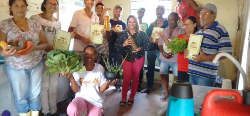 Programa de Segurança Alimentar estimula a produção agroecológica e gera renda no campo