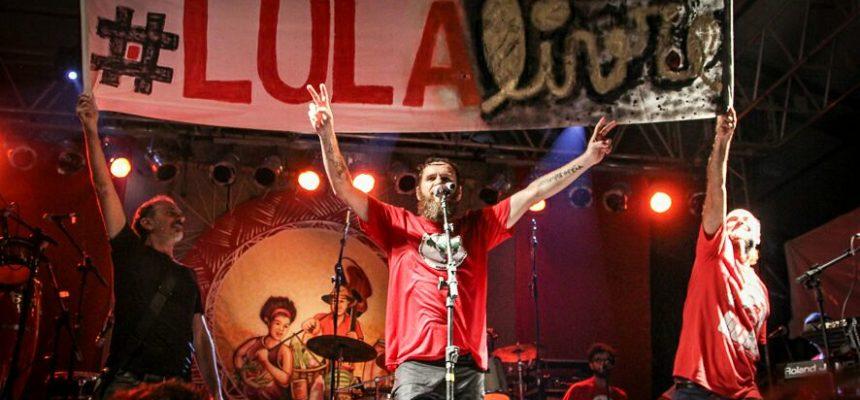 Música e política em harmonia nos grandes shows da Feira Nacional