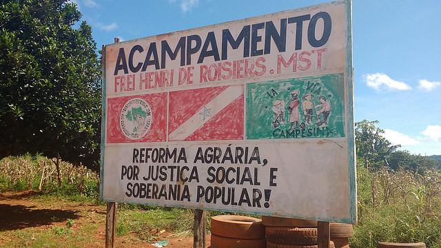 No Pará, acampamento Frei Henri simboliza a luta histórica contra os latifundiários