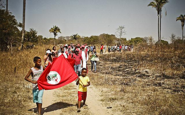 """""""Quando conquistamos uma área, não é só a terra, mas a dignidade humana"""""""