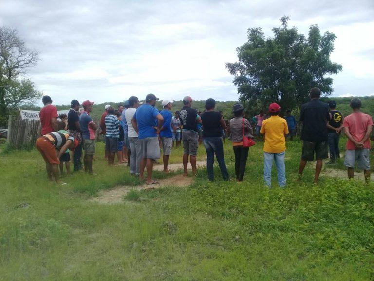 Sem Terra ocupam mais um latifúndio no Ceará