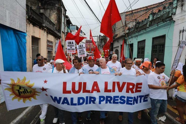 MST participa do dia da Independência na Bahia