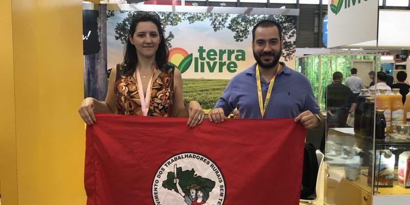 Cooperativa brasileira expõe produtos agroecológicos em feira na China