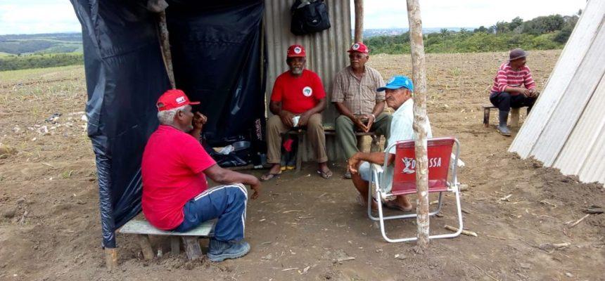 Sem Terra ocupam latifúndios em Pernambuco