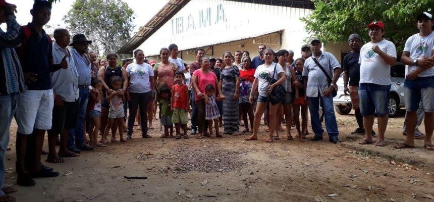 Atingidos por Belo Monte chegam ao quarto dia de ocupação do Ibama