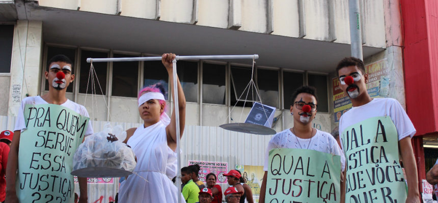 """""""Justiça que queremos"""": organizações sociais lançam carta à sociedade sobre o papel do sistema de justiça"""