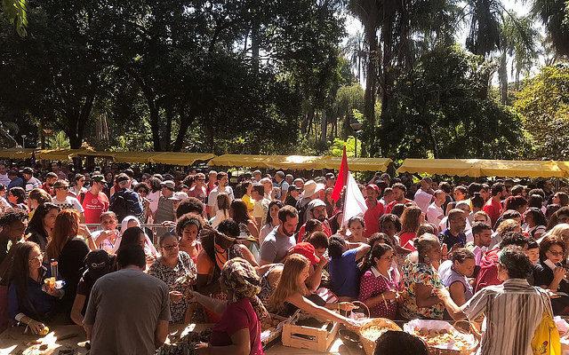 Democracia, agroecologia e educação unem campo e cidade nas ruas de Belo Horizonte