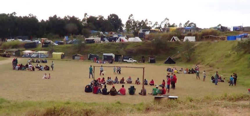 Com cultura e organização popular, acampamento Marielle Vive! caminha para o segundo mês de resistência