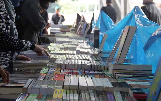Alimentar-se de livros: Expressão Popular participa da III Feira da Reforma Agrária
