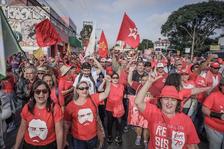 Acompanhe as mobilizações do 1º de Maio em todo o país