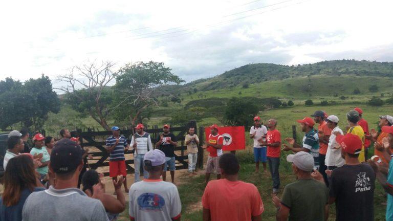 no Sudoeste da Bahia