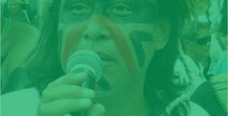 Entidades lamentam o falecimento da líder indígena Raquel Xukuru Kariri