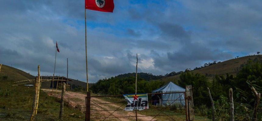 Sem Terra denunciam represália contra acampamento, em Minas Gerais