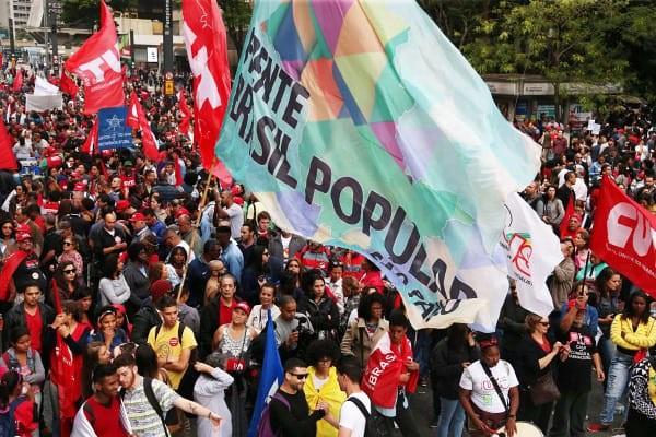 Frentes convocam mobilizações eparalisações para o dia do Basta!