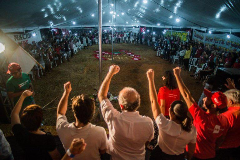 Ato Político da Juventude com Lula reforça compromissos para Marcha Nacional