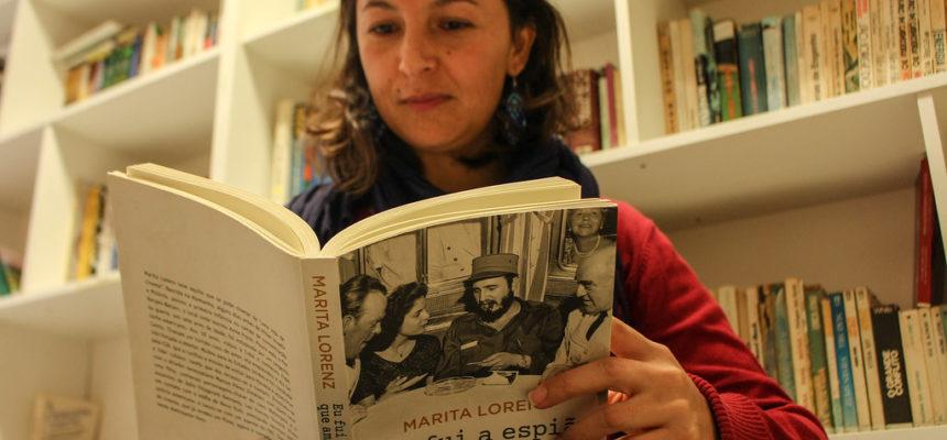 """""""A leitura desperta os sentidos da vida"""", diz filha de assentados"""