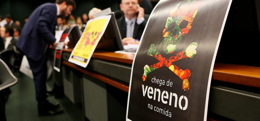 Continua nesta 4° a votação do Pacote do Veneno na Câmara dos Deputados