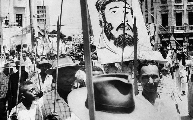 O que foram as Ligas Camponesas homenageadas pela marcha do MST