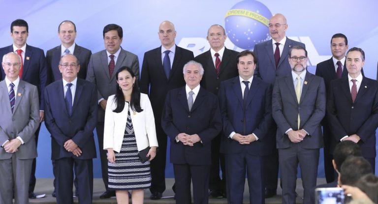 O não lugar da mulher nos espaços da política brasileira