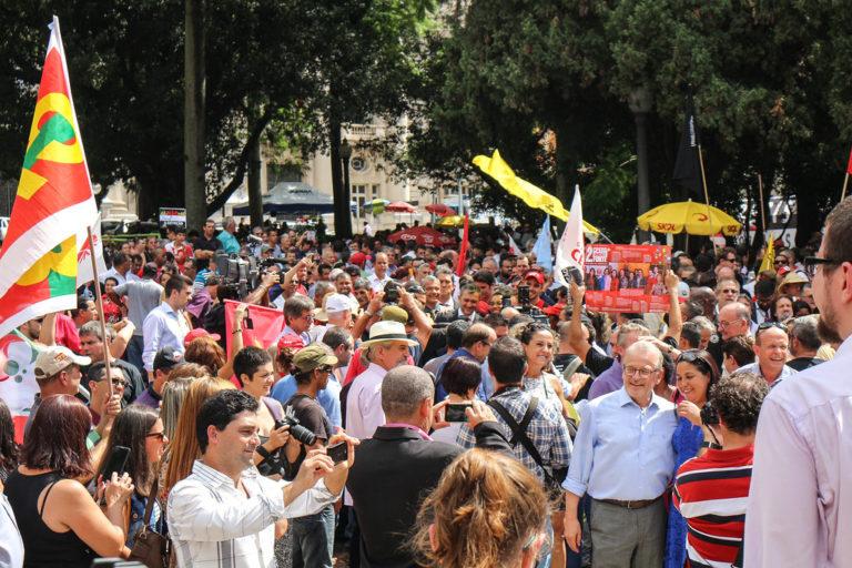 30 de maio é Dia Nacional de Luta