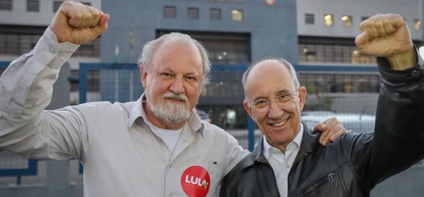 """Lula a Stedile: """"A partir de janeiro vamos mudar o Brasil"""""""